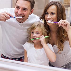 Higiene dental profesional